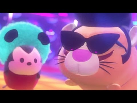 Tsum Tsum Disco A Tsum Tsum Short Disney