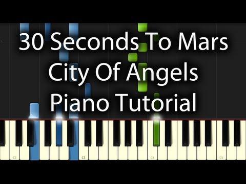 30 Seconds 2 Mars City Of Angels