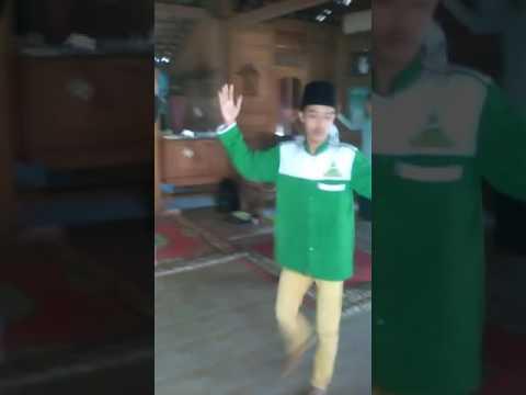 Rijalul Ansor Kradenan Blora latihan tari sufi perdana