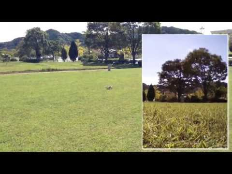 Parrot AR.Drone 2.0 Range Test 130m long distance GPS flight recorder