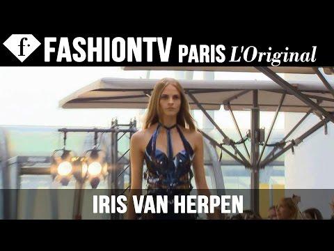Iris Van Herpen Spring summer 2015 First Look   Paris Fashion Week   Fashiontv video