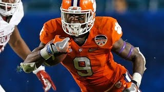 Wayne Gallman (Clemson RB) vs South Carolina 2015