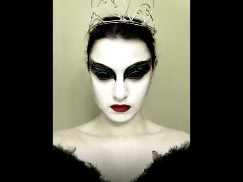 Swan Face Makeup Black Swan Makeup