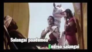 oh mazhai thuli,tamil karaoke