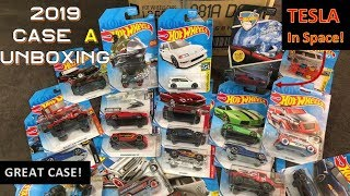 HOT WHEELS - UNBOXING 2019 A Case - Great Case! Skyline, Civic, Tesla & JDM