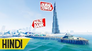 DUBAI MOD   GTA 5