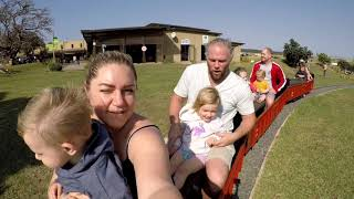 GoPro Hero 5 : Family Fun - Sugar Rush Park Aug 2019