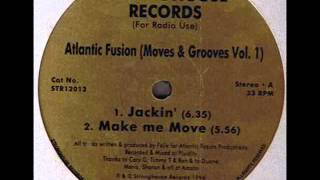 Atlantic Fusion - Make Me Move ( Moves & Grooves Vol. 1 EP 1996 )