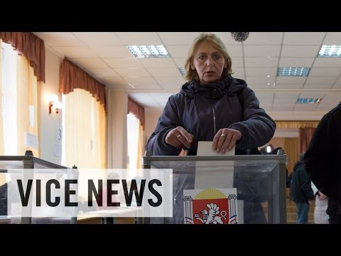 Meet the Crimeans Who Voted to Join Russia: Russian Roulette in Ukraine (Dispatch 13)
