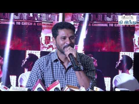 ''vijay Is Next Prabhudeva'' - Prabhudeva Praises Vijay   Press Meet video