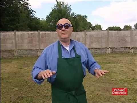 PIEGE A TAUPE - démonstration du taupier de Versailles