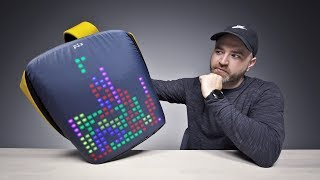 You've Never Seen A Backpack Do This...