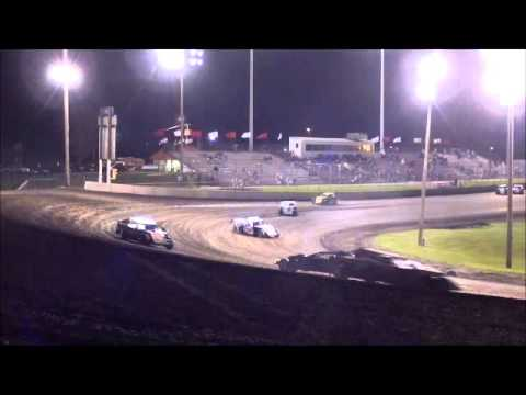 Boone Speedway Clint Luellen Sportmod Feature May 11, 2013