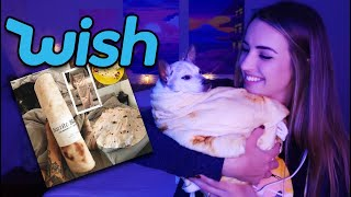 ASMR with Weird Stuff from Wish