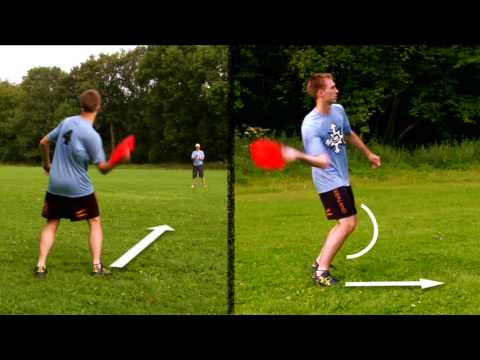 How to Throw a Frisbee Video - Forehand Technique