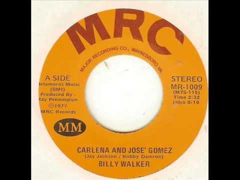 Billy Walker - Lets Make Memories Tonight