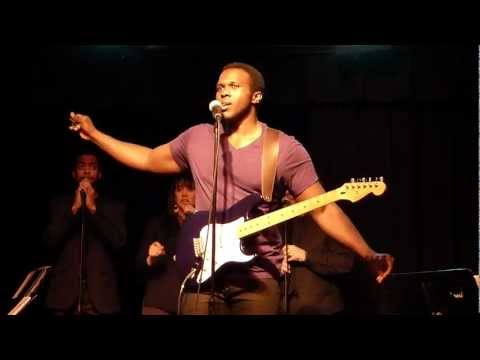 Joshua Henry Say John Mayer cover