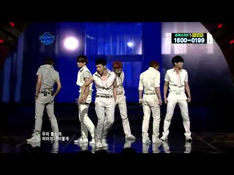 [hd]110526 Beast - Fiction Live video