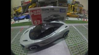 Tomica No 57 McLaren 720S Special First Edition トミカ No 57 マクラーレン 720S 初回特別仕様