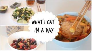 WHAT I EAT IN A DAY | ASIA Food EDITION