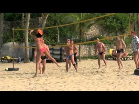Beach Girls Pattaya Thailand video