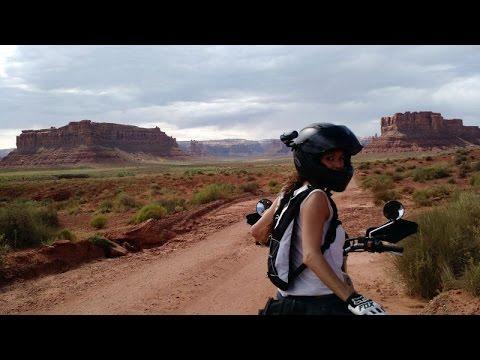 Valley of the Gods Utah part 2 Dual Sports
