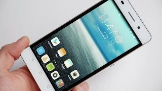 Huawai Honor 4C Vs Lenovo S60  Detailed Comparison