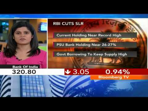 Market Pulse: RBI Cuts SLR By 50 Bps To 22.5%