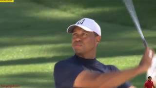 Tiger Woods The Masters Augusta 2019 Round 1