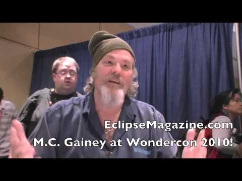 MC Gainey at Wondercon talks Lost, Happy Town and more