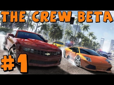 Tomcat Plays | THE CREW | PC Beta | Part 1