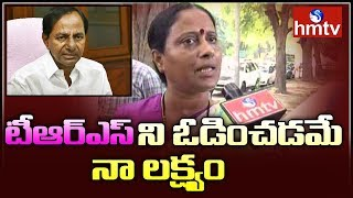 hmv Exclusive Face to Face with Konda Surekha after Re Joining  In Congress Party | hmtv