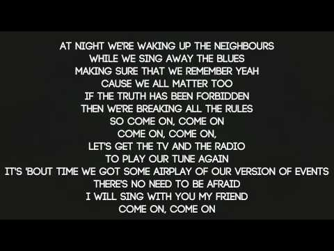 Emeli Sande - Read All About It (Part 3) [Lyric Video] [HD]