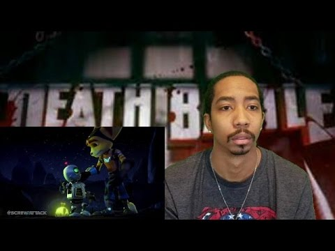 Ratchet & Clank VS Jak & Daxter DEATH BATTLE! Reaction