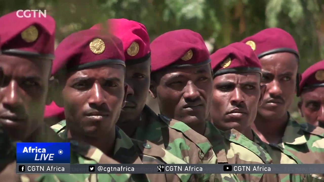 CGTN: Ethiopian Troops Join Major Offensive Against Al-Shabaab