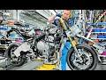 BMW Motorcycles Assembling