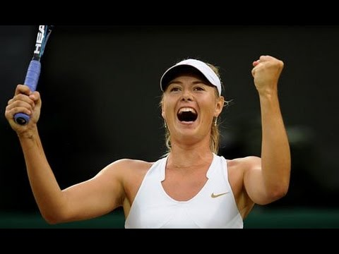 Maria Sharapova VS Dominika Cibulkova Highlight (WC) 2011 QF
