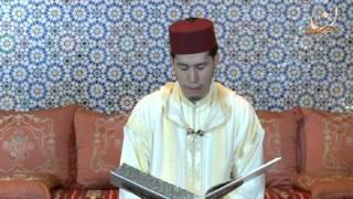 سورة العاديات  برواية ورش عن نافع القارئ الشيخ عبد الكريم الدغوش