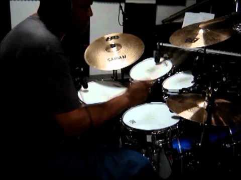 Micheal Jackson Dangerous Drum Cover.wmv