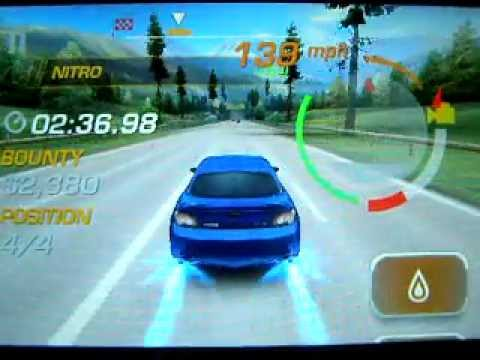 Hot Pursuit HVGA Android Game (Need For Speed Hot Pursuit 320x480