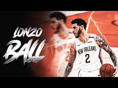 """Lonzo Ball Mix """"NOTICED"""" ft. Lil Mosey (2018 Highlights)ᴴᴰ"""