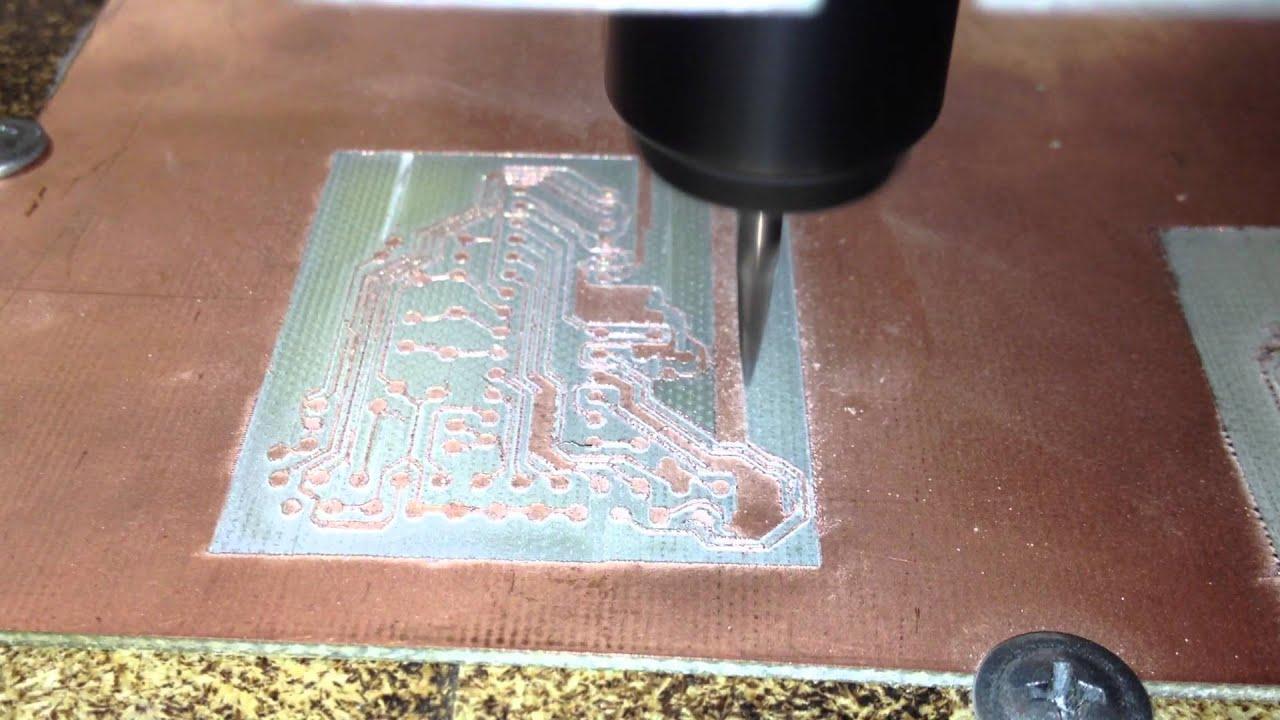 Изготовления печатных плат своими руками