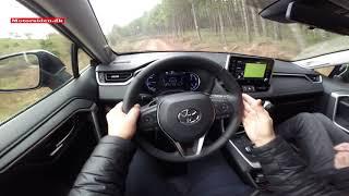 Toyota RAV4 Hybrid AWD-i 2019 First Test
