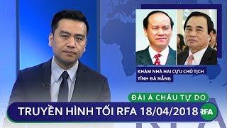 Tin tức thời sự | Khám nhà hai cựu chủ tịch tỉnh Đà Nẵng