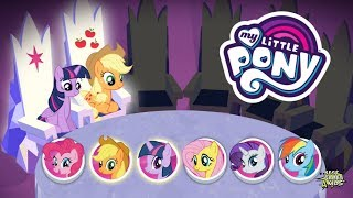 PRINCESS TWILIGHT SPARKLES & APPLEJACK ADVENTURES! | My Little Pony: Harmony Quest #50 By Budge
