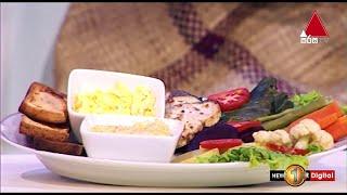 Let's Make Healthy Breakfast Meal | Kids Can Cook | Kids 1st