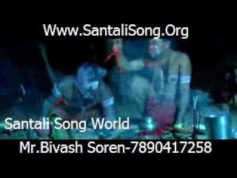 Mone Renang Katha Gate Santali New Song-Www.SantaliSong.Org.