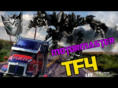 Motormaster IS IN Transformers 4!!! - [TF4 News #36]