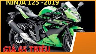 Kawasaki Ninja 125 2019 giá 65 triệu