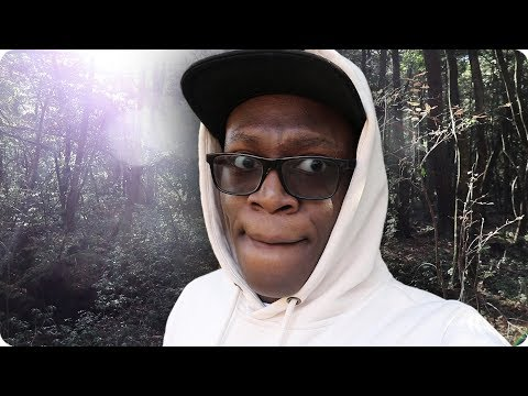 EXPLORING THE SUICIDE FOREST *nearly died*